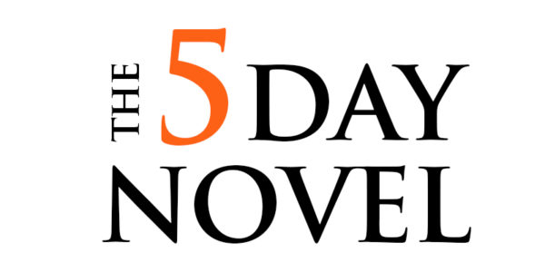 5day novel logo