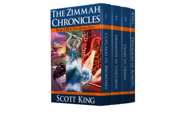 ZimmahChronicles Box Set