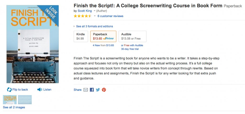 finishthescriptamazon