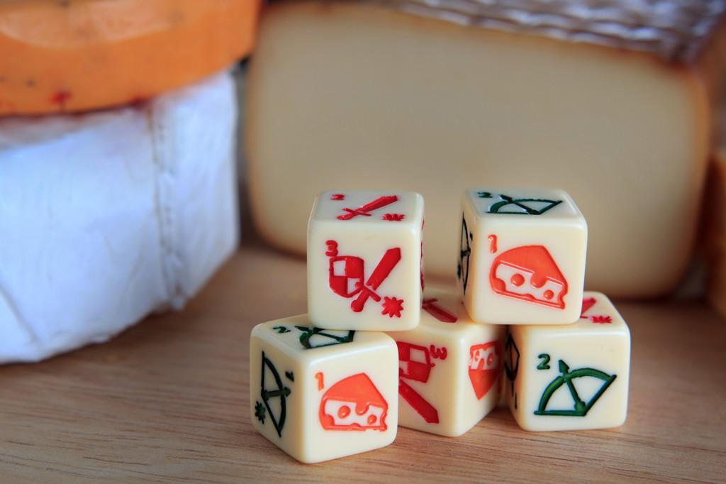 mice and mystic dice